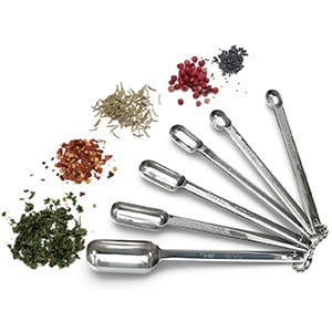 Spice Measuring Spoons