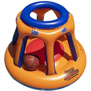 swimline giant pool basketball hoop