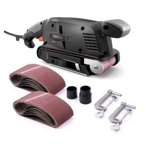 tacklife belt Benchtop sander