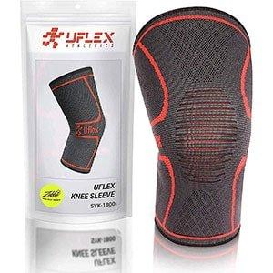 uflex knee sleeve support