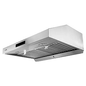 vesta under cabinet range hood