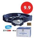 vitchelo headlamp flashlight