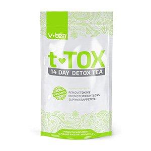 vtea detox weight loss tea