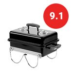 Weber Black Charcoal Grill