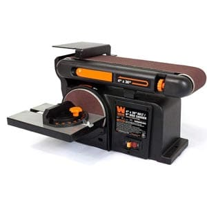 wen belt and disc Benchtop sander