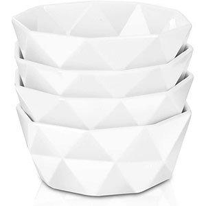 White Soup Bowls