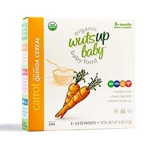 wutsupbaby organic quinoa for baby