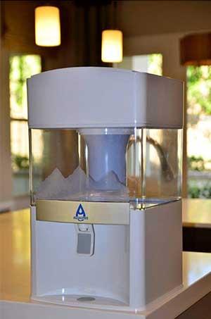 AQUASPREE Countertop Water Filter