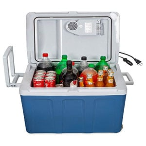 K-box electric Cooler and Warmer