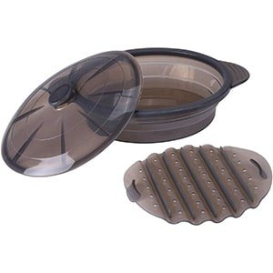 Microwave Collapsible Steamer