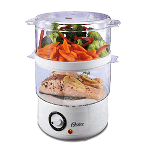 Oster Double Tierd Vegetable Steamer