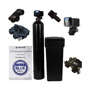 Pentair Fleck salt free water softener