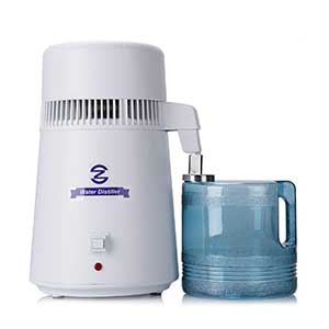 Pure Water Distiller Set for Home