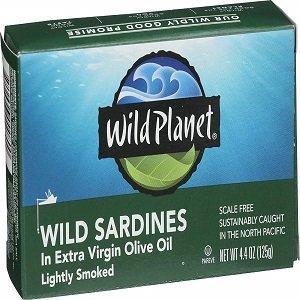 Wild Planet Wild Sardines