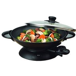aroma housewares electric wok