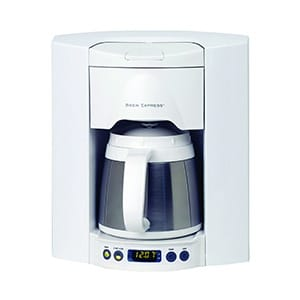 brew express 4 cup coffee maker