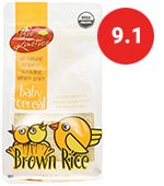 Brown Rice Baby Cereal