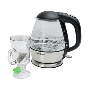 chef's choice glass tea kettle
