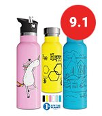 double walled insulated bottle