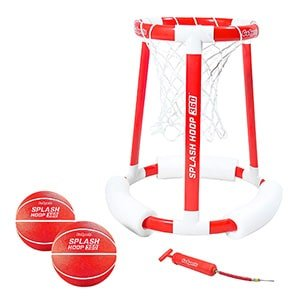 gosports splash pool basketball hoop