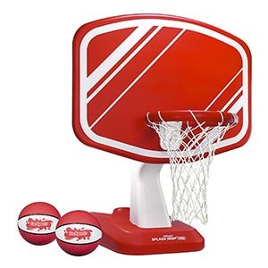 gosports splash pool basketball hoops