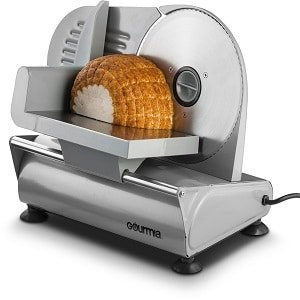 gourmia food & meat slicer