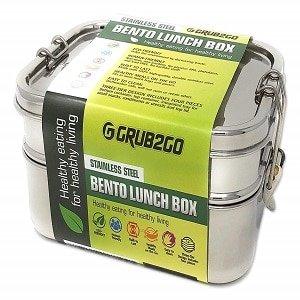 grub2go bento lunch box