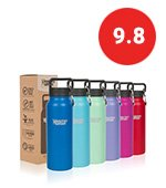 healthy insulated water bottle