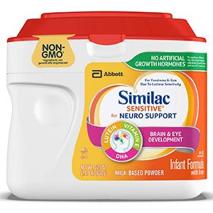 Infant Formula With Iron