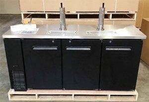Keg Kegerator Refrigerator