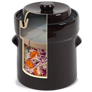 kenley fermentation crock jar