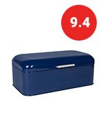 large blue bread box