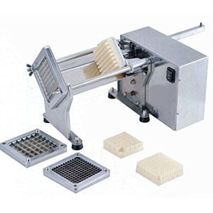 li bai french fry cutter machine