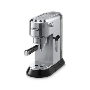 Metallic Espresso Machine