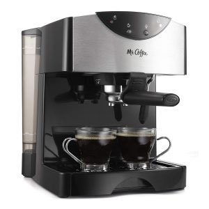 Mr. Coffee Cappuccino System