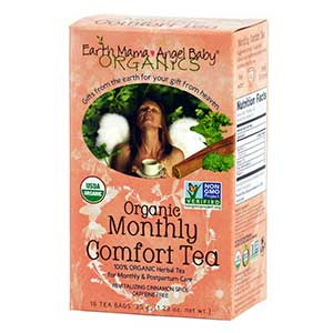 organic tea for occasional cramps