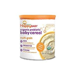 Probiotic Baby Cereal