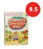 Rice Cereal for Baby