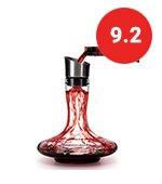s-juststart wine decanter