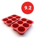 silicone muffin pans