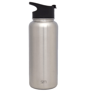 simple vacuum insulated water bottle