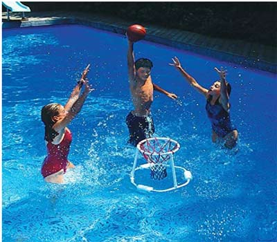 swimline pool basketball hoop