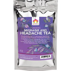 Tea for Headache Relief