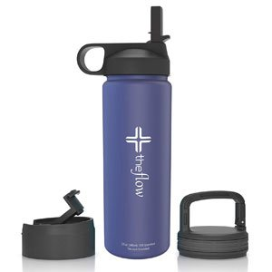 the flow vacuum insulated water bottle