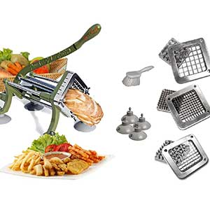 tiger chef potato fry cutter