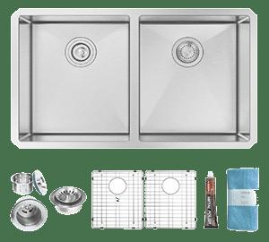 Zuhne Deep Kitchen Sink