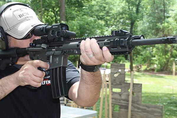 alligning rifle scope perfectly