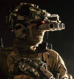 can you aim using night vision goggles