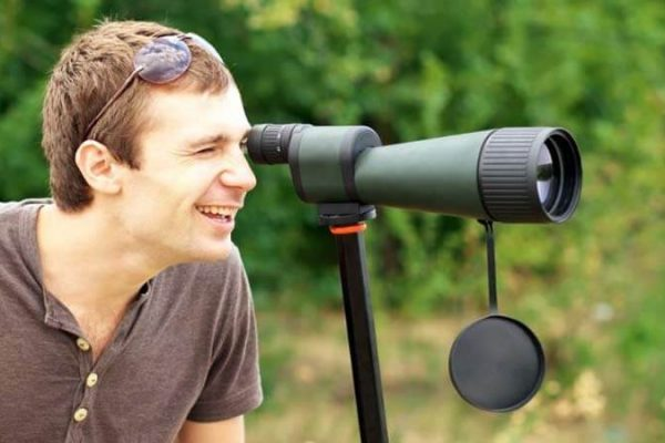 do i need a spotting scope for hunting