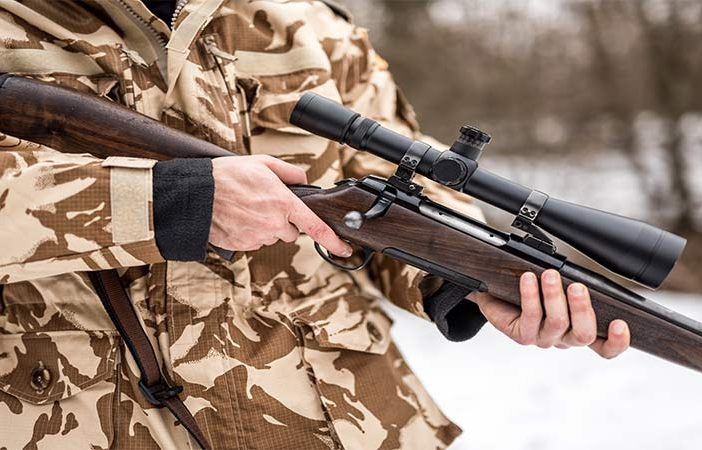 how fragile are rifle scopes